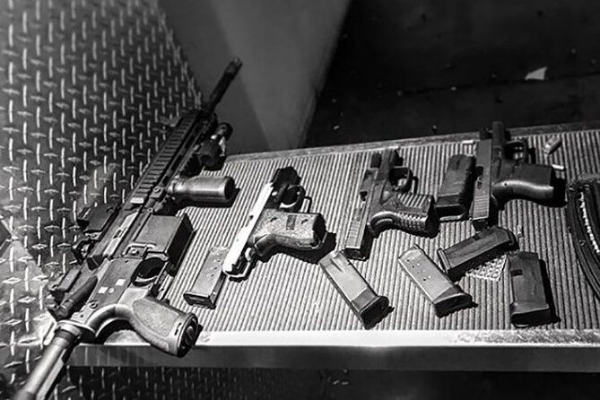 Pick 3 Guns Package