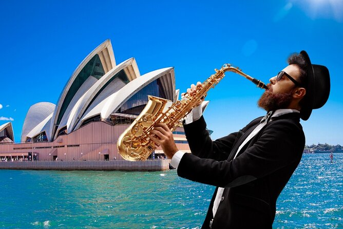 Jazz Lunch Cruise on Sydney Harbour