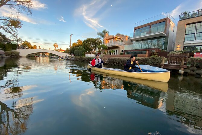 Private Romantic Tour in Historic Venice Canals