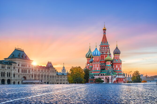 Genuine © Moscow Must-See's Private Tour