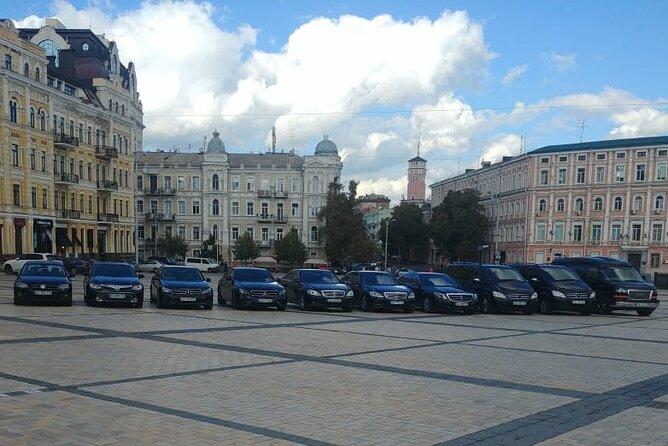 Private Chauffeured Transportation in Kiev