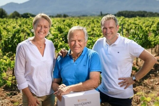1-Hour Provence Organic Winery Tour with Tastings in Trets