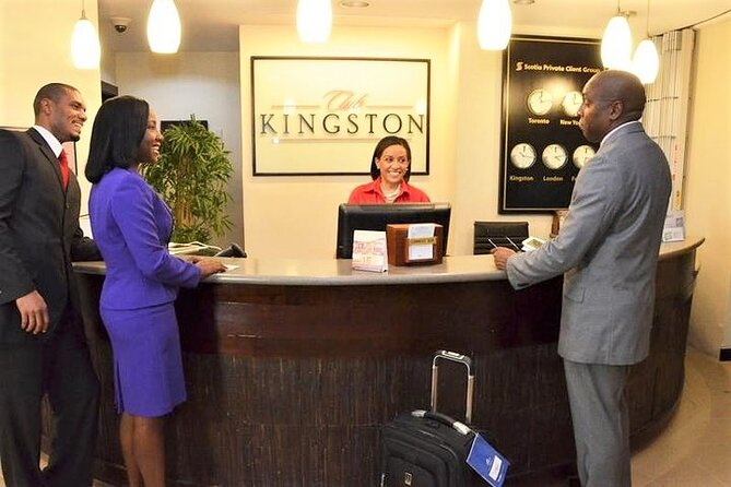Club Kingston Lounge and Concierge Service at Norman Manley International Airport