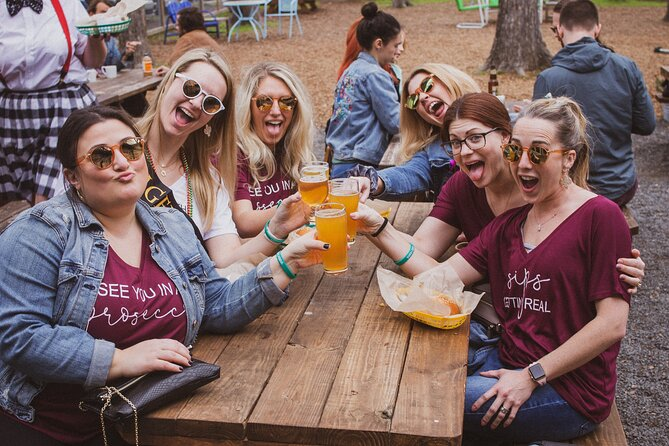 Small-Group Boozy Brunch Tour in Austin
