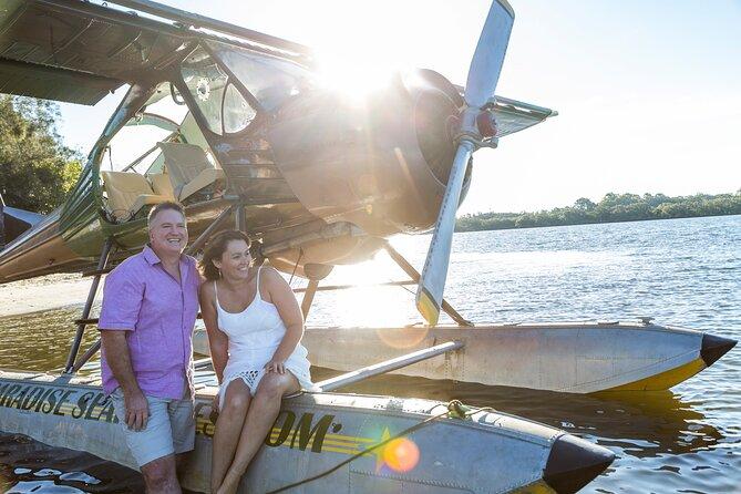 Seaplane Adventure Flight over Maroochydore for 2 with Photobook