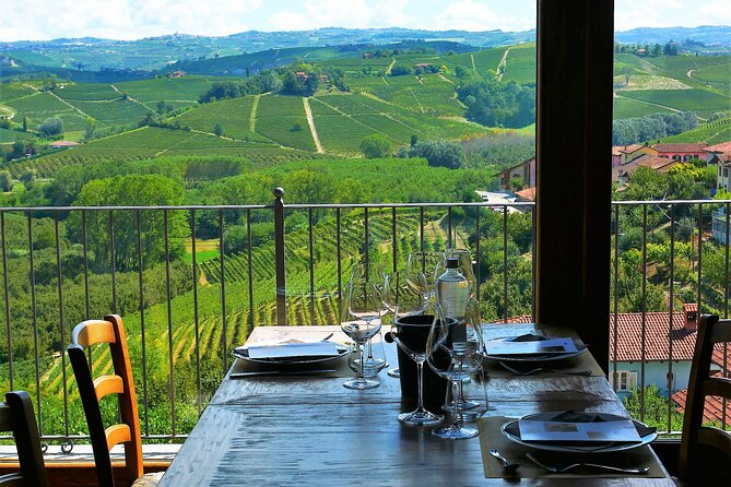 Barolo wine tour from Turin with lunch