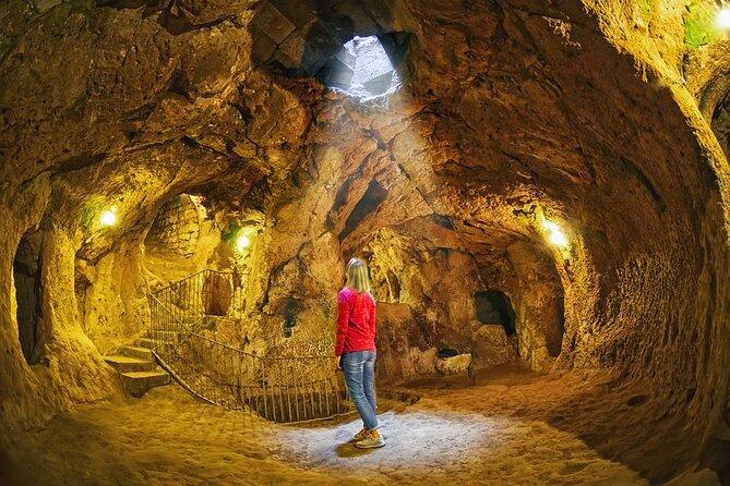 Small Group, South Cappadocia Day Tour - Underground City
