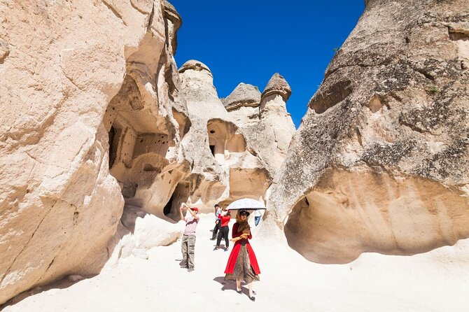Small Group, North Cappadocia Day Tour - Goreme Open Air Museum
