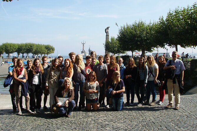 Private city tour in Constance