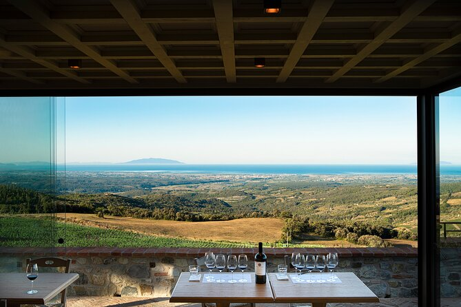 Private Bolgheri 2 Wineries Tour from Livorno with Lunch Included