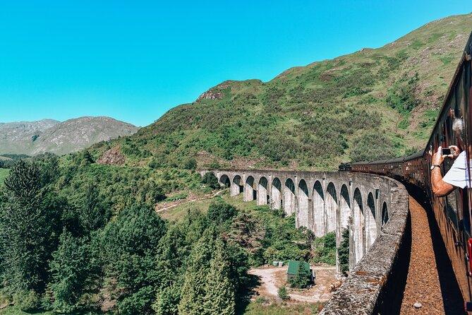 Scottish Highlands and Hogwarts Express Tour from Edinburgh