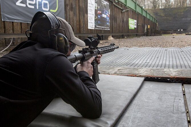 Krakow: Shooting Range