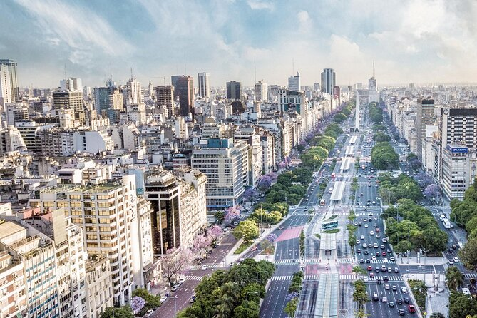 Half-Day Private Guided Sightseeing Tour of Buenos Aires