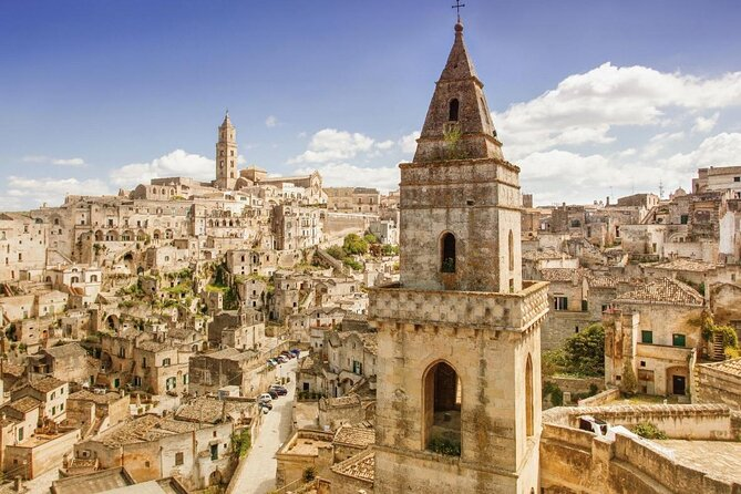 Matera Private Full-Day Tour from Bari