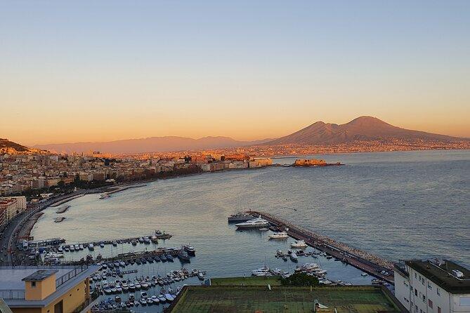 Naples, Pompeii and Vesuvius full day tour from Naples