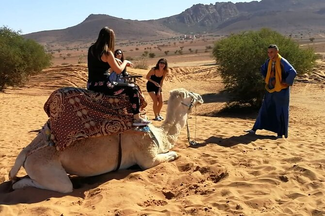 Dagtrip naar Mini Sahara