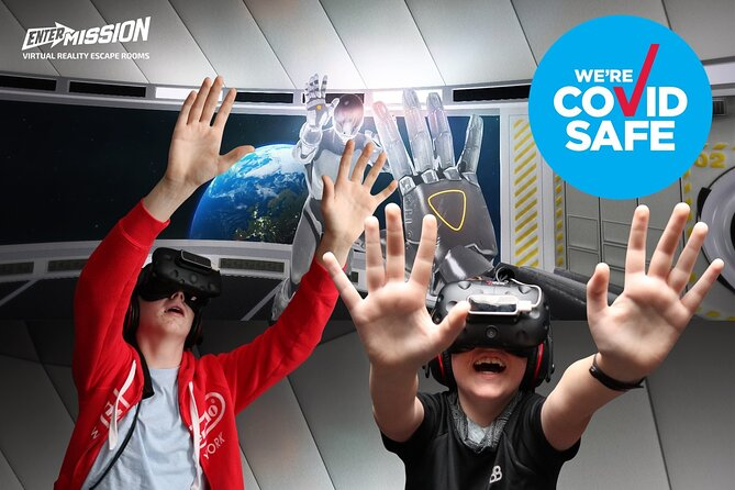 Entermission Sydney - 60 Minuten Virtual Reality Escape Rooms