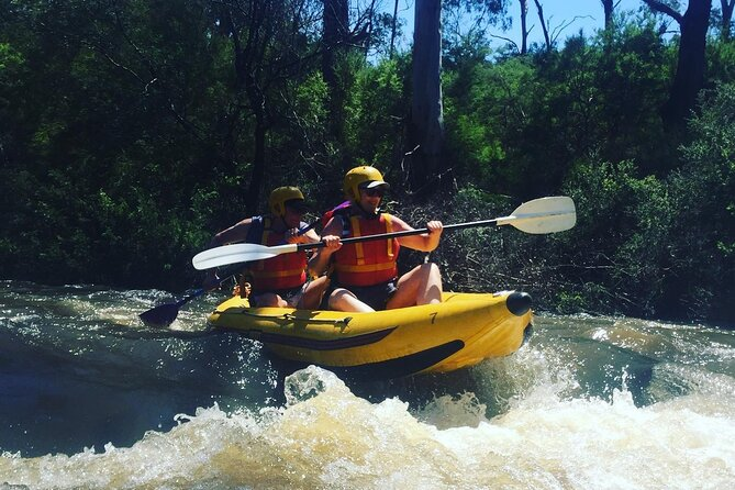 Yarra River Half-Day Rafting Experience