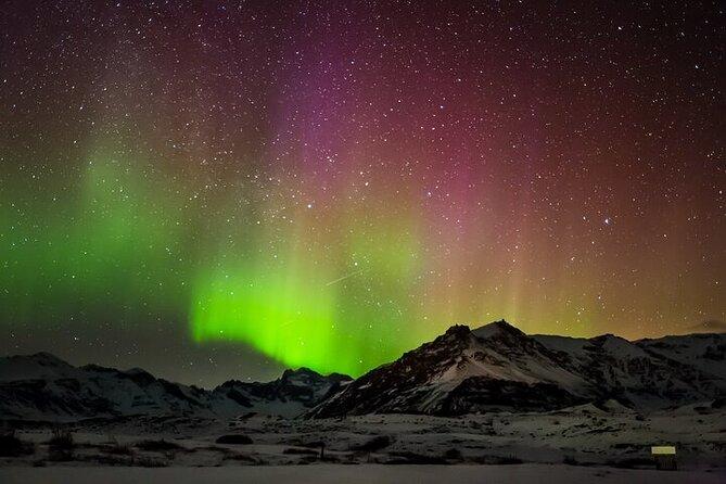 8-Days Northern Lights Exploration Tour from Reykjavík