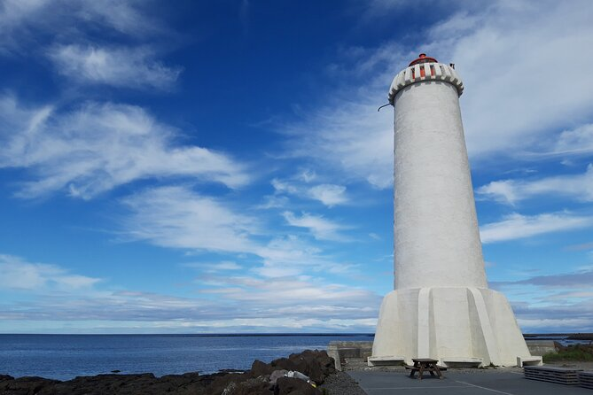 Beach, Barracks and Lighthouses - Private Tour from Reykjavik