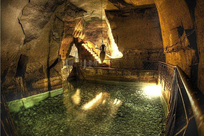 Naples Walking Tour and Underground Ruins