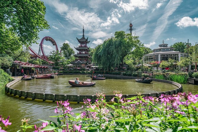 Skip the Line: Tivoli Gardens Admission Ticket