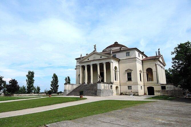 Private Full-Day Tour of Palladio's Villa from Venice