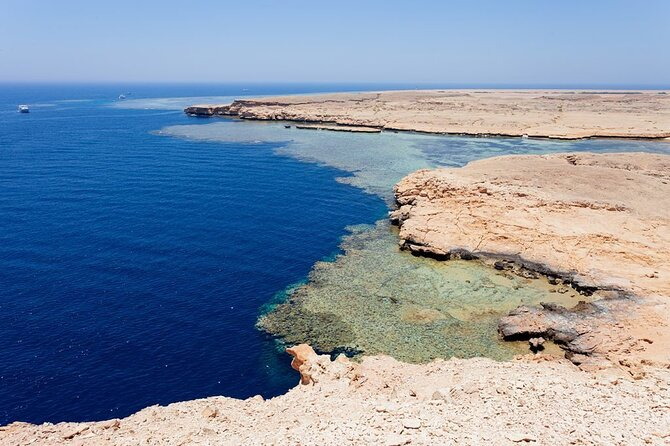 Ras Mohamed Nature Reserve Snorkeling Tour w/ White Island by Yacht