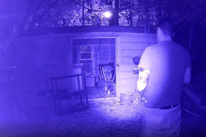 The Haunted Farmhouse Creepy Shed #2, Charleston Paranormal