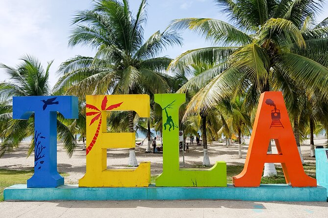 Tela Beach Day Tour from San Pedro Sula