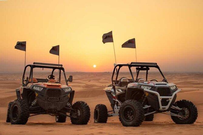 Private - Self buggy Riding by Polaris 1000 CC in Dubai Open Desert