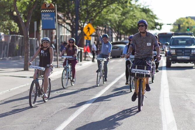Salt Lake City Big City Loop Bike Tour