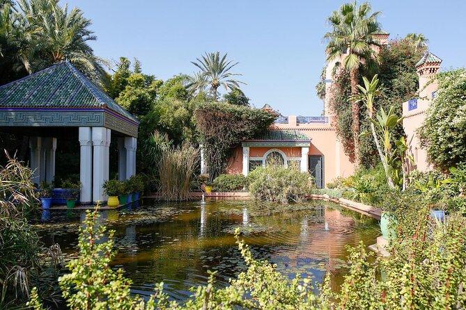 Majorelle Garden (Jardin Majorelle)