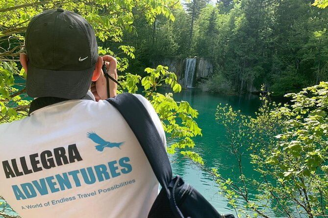Plitvice Lakes tour from Zagreb -Tickets RESERVED but NOT included.