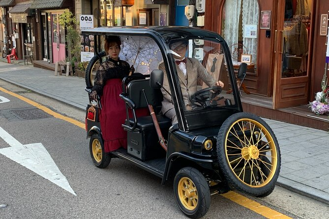 Incheon Port History Tour by 19th Century Electric Car, KTourTOP10