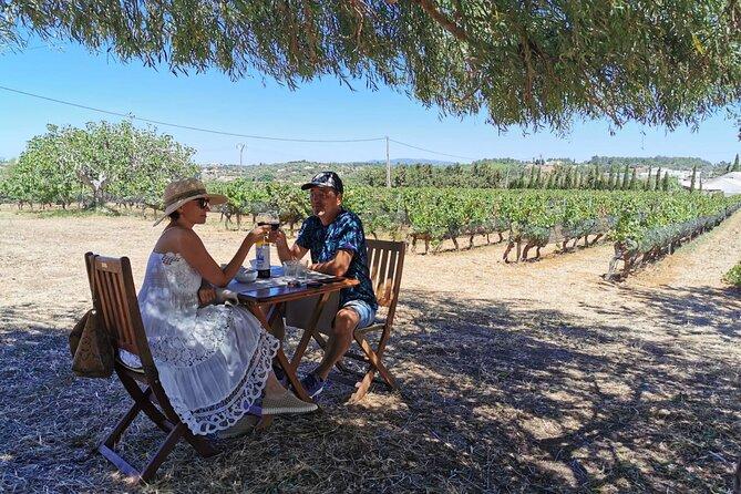 La experiencia del vino del Algarve