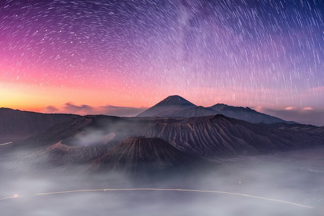 2D1N - Mount Bromo Milky Way and Sunrise Photography Tour