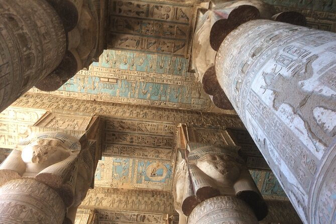 Abydos & Dendera Temples from Luxor