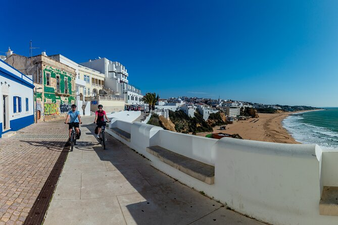 Albufeira City & Beach E-Bike Tour