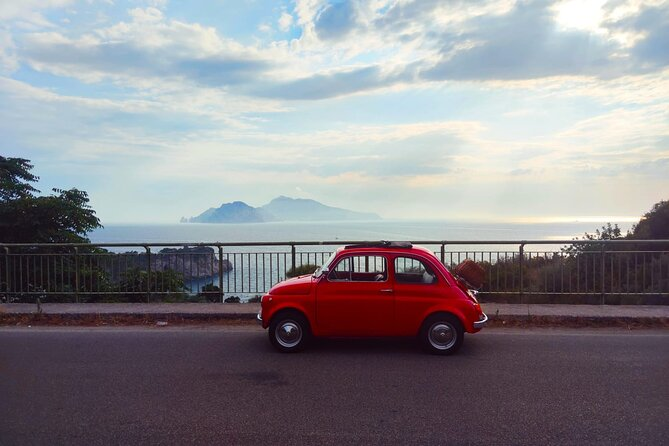 Private Food and Wine Tour with Tasting from Sorrento
