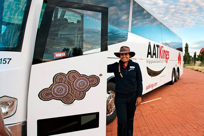 Uluru (Ayers Rock) to Alice Springs One-Way Shuttle