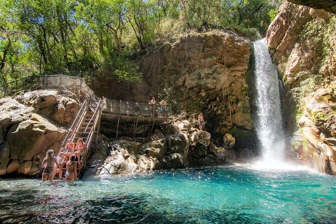 Rincón de la Vieja 4 Waterfalls Hike