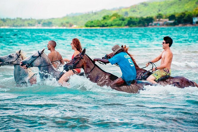 Customized Horseback Riding With One Of Four River Rapid Adventures
