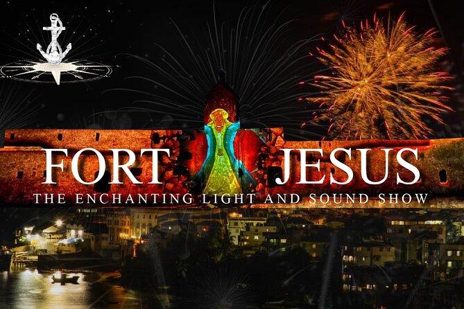Fort Jesus Sound and Light show Mombasa