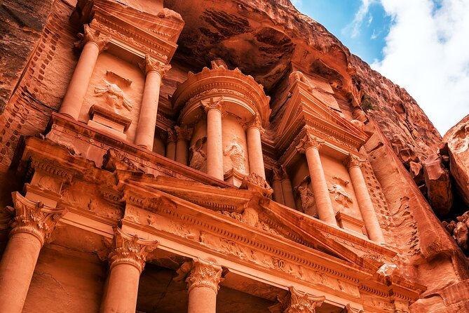 Day tour to Petra from Jerusalem