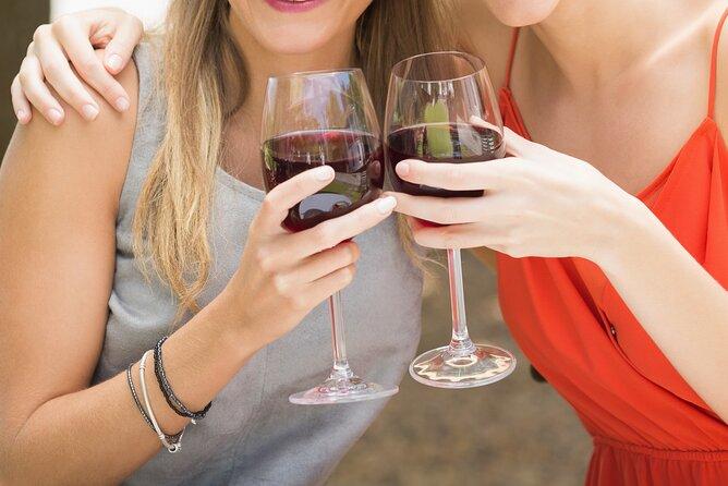 The Grape Escape: Troodos Mountains thru Wine Small Group Tour 5hrs