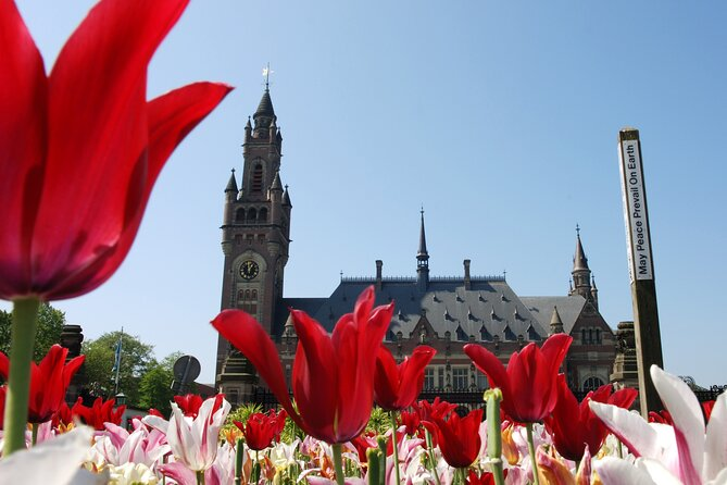 Rotterdam, Delft and The Hague Small Group Tour with Amsterdam Canal Cruise
