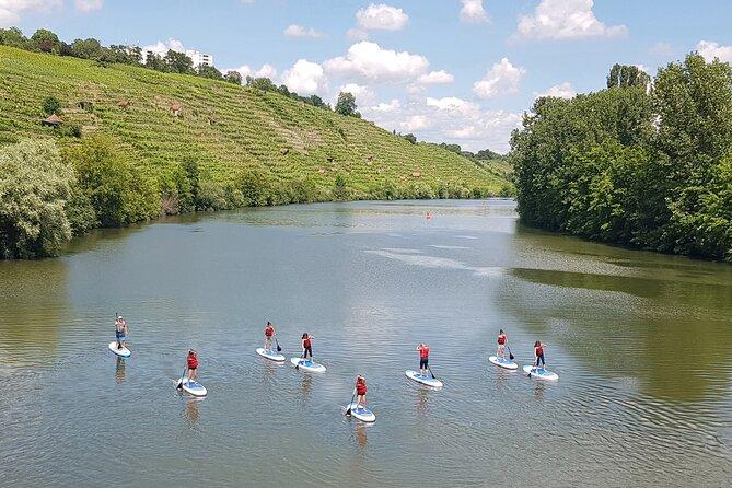 SUP Basic Course Stuttgart Riverhouse am Neckar - Stand Up Paddling / Paddling