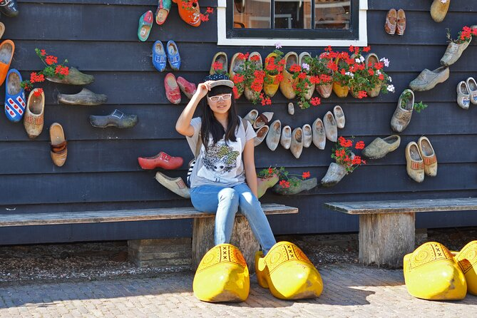 Volendam, Edam and Windmill guided Tour + attraction THIS IS HOLLAND