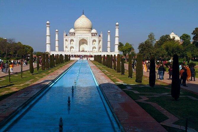 Same Day Taj Mahal,Agra Fort & Fatehpur Sikri Tour from Delhi with Fastest Train